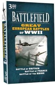 BATTLEFIELD - Great European Battles of WWII
