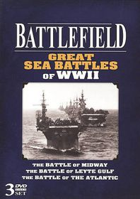 BATTLEFIELD - Great Sea Battles of WWII