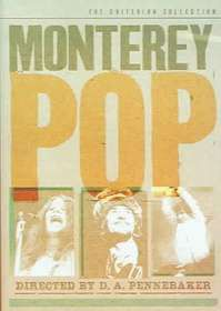 Criterion Collection: Monterey Pop [DVD] [1967] [Region 1] [US Import] [NTSC]