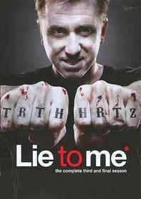 Lie To Me: Season Three