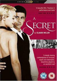 A Secret [DVD]