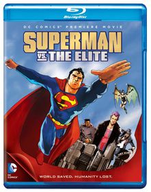Superman vs The Elite [Blu-ray]