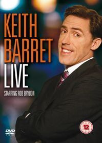 Keith Barret - Live [DVD] [2005]