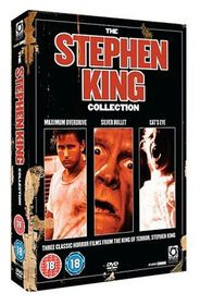 Stephen King Box Set [DVD]