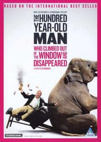 The Hundred Year Old Man Who Climbed Out the Window and Disappeard (DVD)