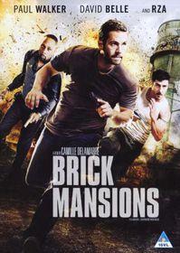Brick Mansions (DVD)