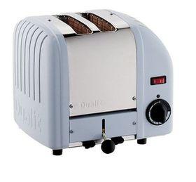 Dualit - 2 Slice Classic Toaster - Glacier Blue