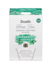Dualit - NX Fine Capsules - Peppermint Tea