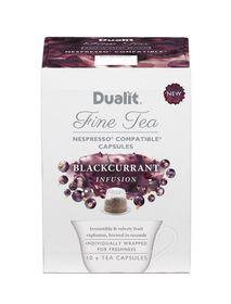 Dualit - NX Fine Capsules - Blackcurrant Tea