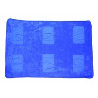 Techniche Thermafur Air Activated Heating Stadium Blankets - Blue