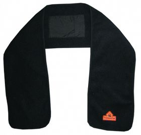 Techniche Thermafur Air Activated Heating Scarf - Black