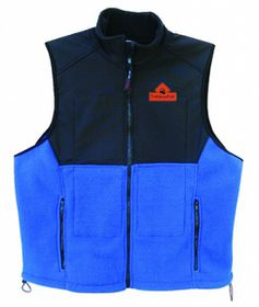 Techniche Thermafur Air Activated Heating Vests - Blue