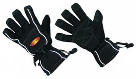 Techniche Thermafur Air Activated Heating Sports Gloves - Black