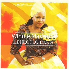 Winnie Mashaba - Lehlotlo Laka (CD)