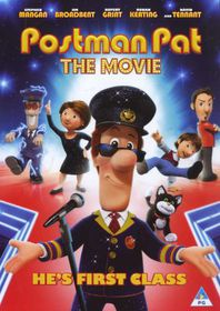 Postman Pat - The Movie (DVD)