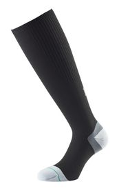 1000 Mile Unisex Compression Sock (Size: UK3-5.5) - Black
