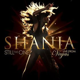 Shania Twain - Still The One - Live At Caesars Palace, Las Vegas (CD)