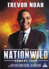Trevor Noah - Nationwild (DVD)