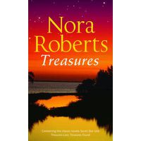 Treasures: With Secret Star And Treasures Lost, Treasures Found