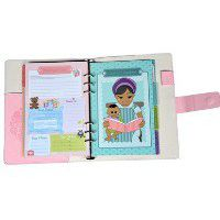 The Nanny Notebook (Insert for 6 ring A5 organiser - excludes cover)