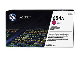Compatible HP 654A CF332A Yellow Toner