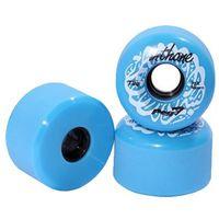 Peg Inthane 78a Longboard Wheels - Blue