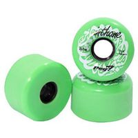 Peg Inthane 83a Longboard Wheels - Green