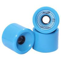 Peg Vector 78a Longboard Wheels - Blue