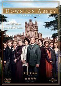 Downton Abbey Season 4 (DVD)
