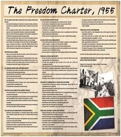 the freedom charter 1955 a1 flat buy online in south