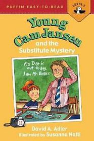 Young CAM Jansen and the Substitute Mystery #11