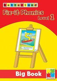 Fix-it Phonics - Big Cards