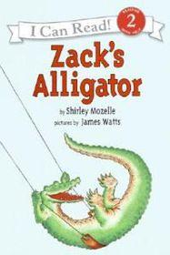 Icr2 Zacks Alligator