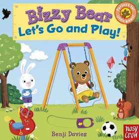 Bizzy Bear: Let's Go And Play