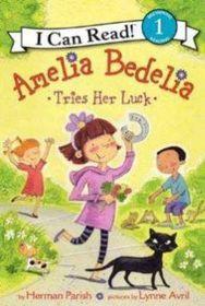 Icr1 Amelia Bedelia Tries Her Luck