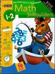 Math Skillbuilders (Grades 1 - 2) [With Stickers]
