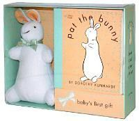Pat the Bunny [With Paperback Book]