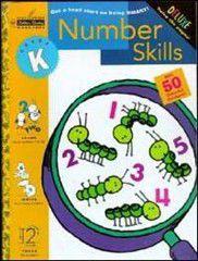 Number Skills (Kindergarten)