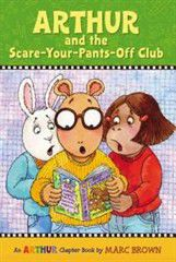 Arthur & Scare Your Pants Off Club