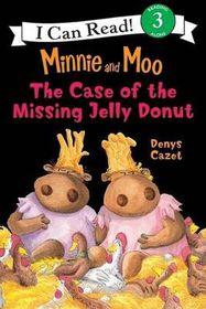 Icr3 Minnie & Moo Missing Jelly Donut