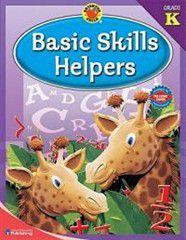 Brighter Child Basic Skills Helpers, Grade K
