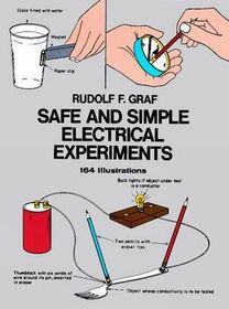 Safe and Simple Electrical Experiments