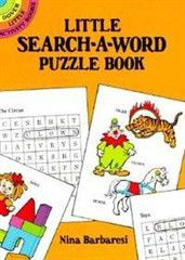 Little Search-A-Word Puzzle Book