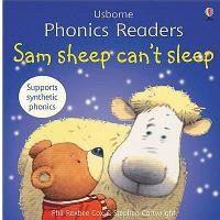 Sam Sheep Can't Sleep Phonics Reader