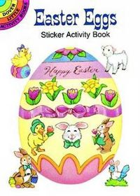 Easter eggs sticker activity book buy online in south africa easter eggs sticker activity book negle Choice Image