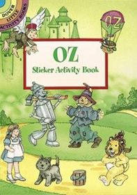 Oz Sticker Activity Book