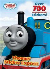 Thomas' Sticker Express [With Over 700 Stickers]