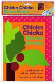 Chicka Chicka Boom Boom [With CD (Audio)]