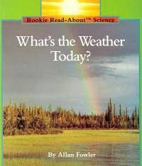 What's the Weather Today?-Pbk