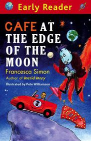 Cafe At Edge Of Moon Early Reader
